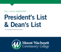 Presidents List and Deans List